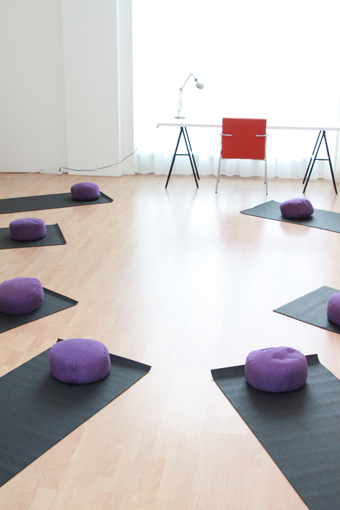 Ruimte 6 yoga